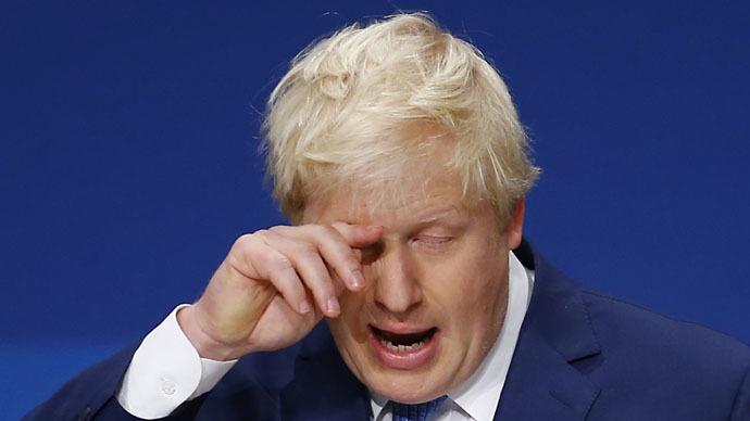 Bust up! London Mayor Boris Johnson tries to tame drunkard on Malaysia flight