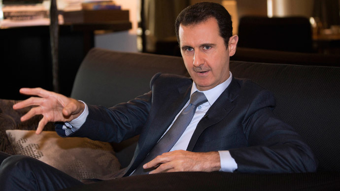 'Terrorism exported to Middle East from Europe' – Assad