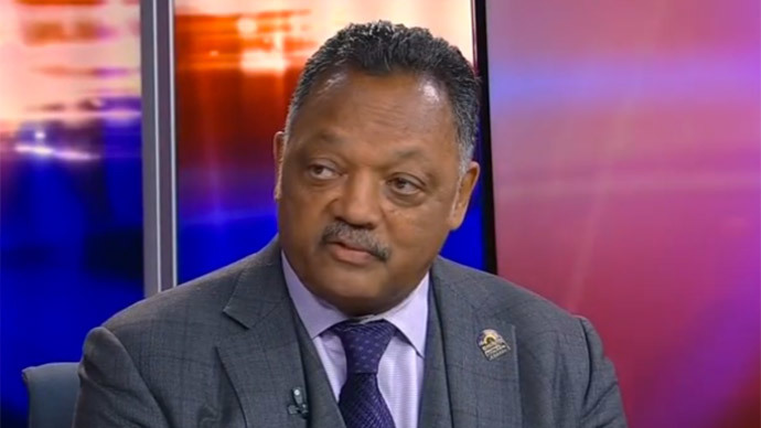 Jesse Jackson on NYPD: Didn't protect & didn't serve