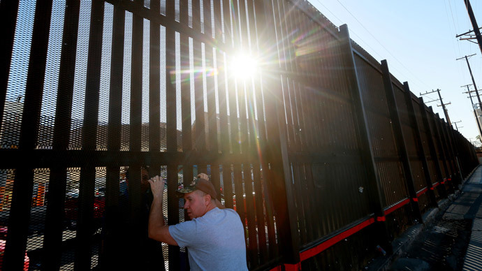 Republicans plan tough border security bill in 2015