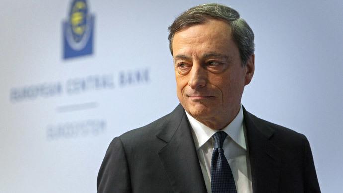ECB close to printing money to battle spiraling deflation