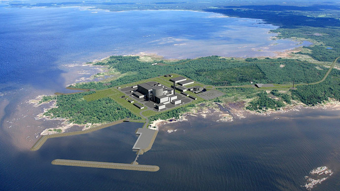 Finns green light $8.7bn Russian nuclear plant order
