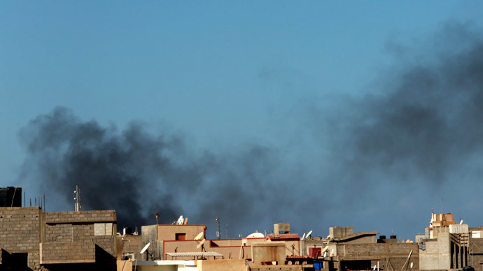 West's action in Libya in 2011 was a 'mistake' - Italy's foreign ministry