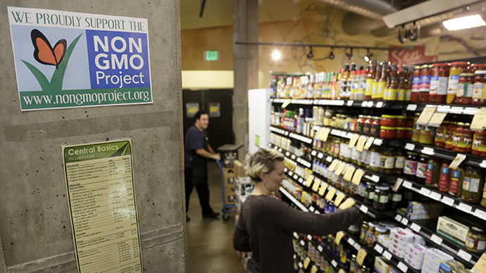 Illegal pro-GMO observers accused of disrupting Oregon labeling law vote count