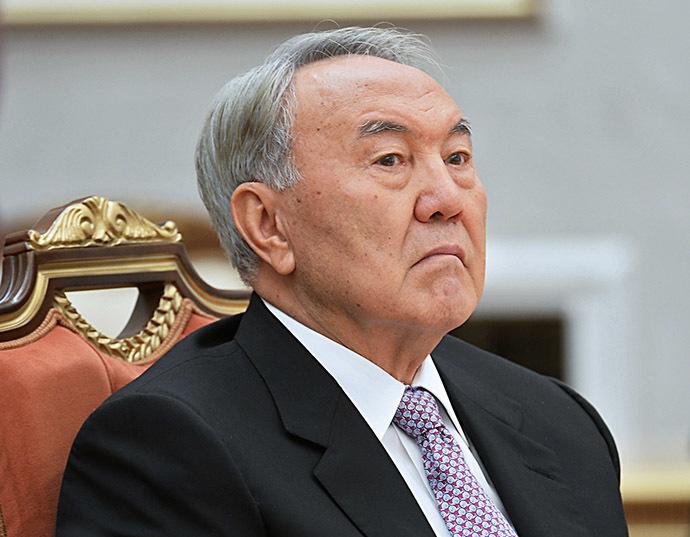 President of Kazakhstan Nursultan Nazarbayev (RIA Novosti/Aleksey Nikolskyi)