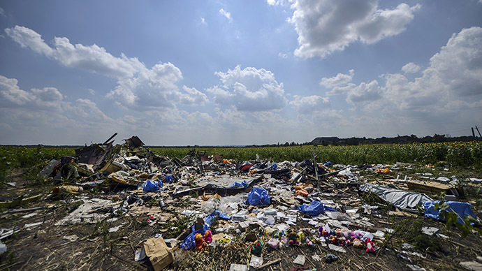 Families of MH17 victims 'demand UN takes over Dutch investigation'