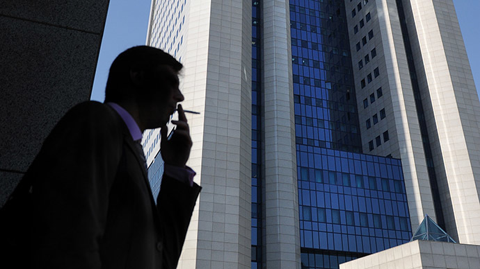 Y smoke? Tobacco addiction makes male chromosome quit