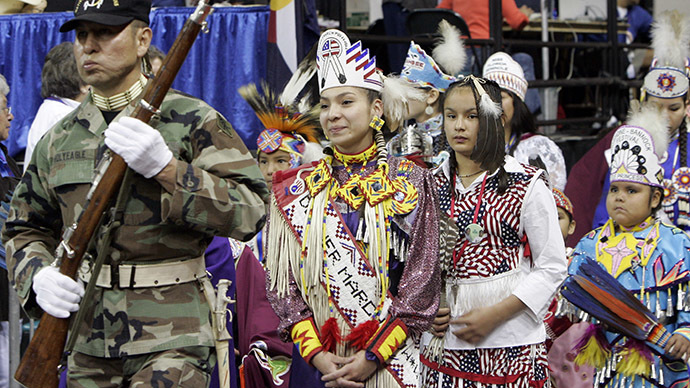 Native American youth in 'national crisis' - White House