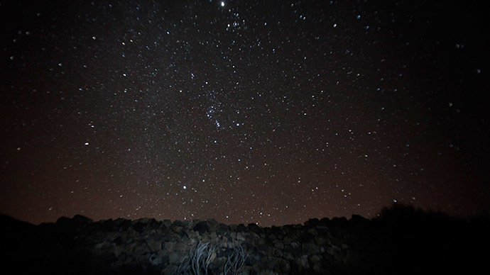 Shooting star shower: UK awaits the annual coming of Geminid
