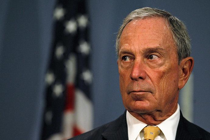 Michael Bloomberg (Reuters/Brendan McDermid)