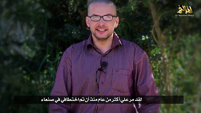 US hostage Luke Somers, S. Africa's Pierre Korkie killed in Yemen in rescue op