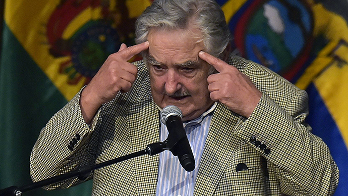 Uruguay's Mujica repeats offer to take in 'kidnapped' Gitmo prisoners