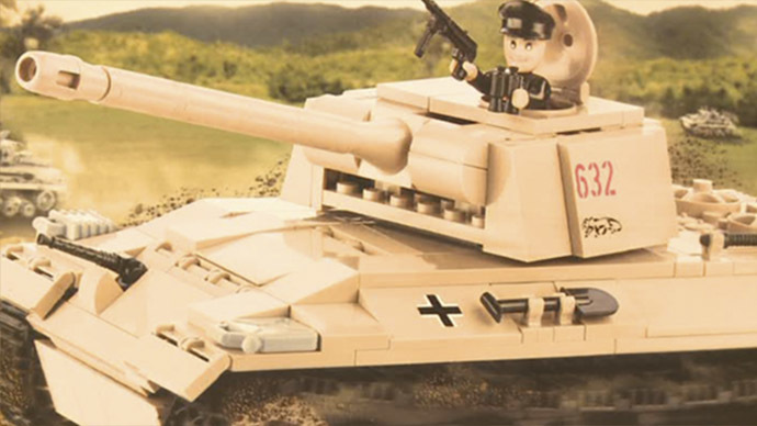 Nazi education: Toy manufacturer insists on selling SS troops despite customer complaints