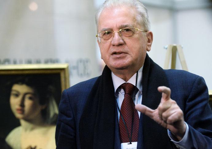 Mikhail Piotrovsky, Director, the State Hermitage (RIA Novosti/Artem Zhitenev)