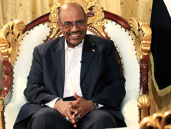 Sudan's President Omar al-Bashir (Reuters / Mohamed Nureldin Abdallah)