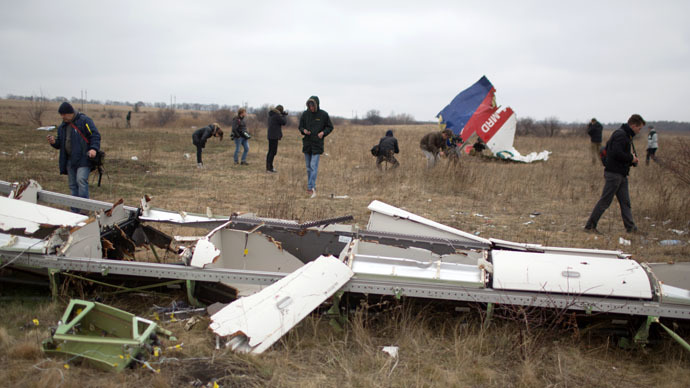 Kiev ignored EU request to close E. Ukraine airspace days before MH17 crash – report