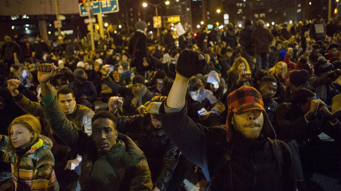 #BlackLivesMatter: Anonymous calls for march of millions over police brutality