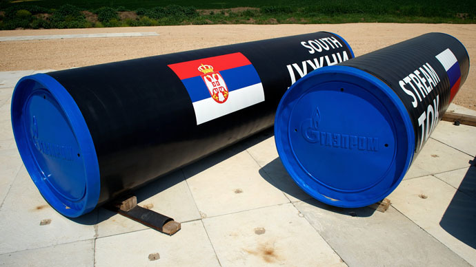 Belgrade: Suspension of South Stream 'bad news' for Serbia