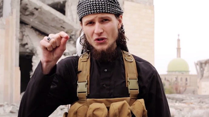 Canadian ISIS member calls for attacks against his country