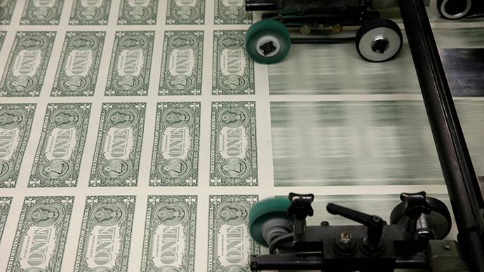 Rising dollar major threat to global economy - study
