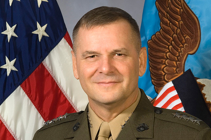 Former US general, James Cartwright. (Image from wikipedia.org)