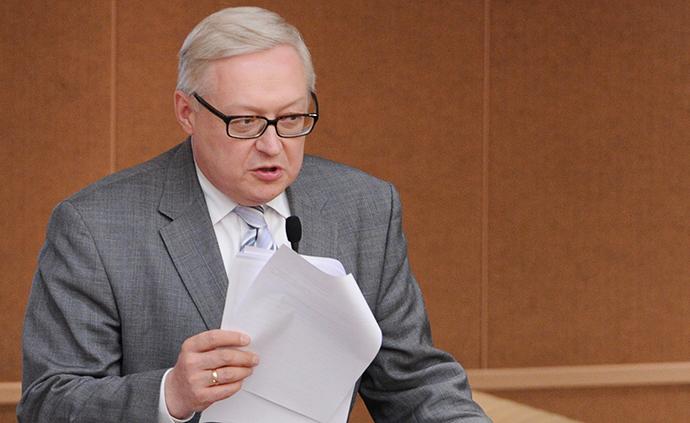 Russian Deputy Foreign Minister Sergey Ryabkov (RIA Novosti)