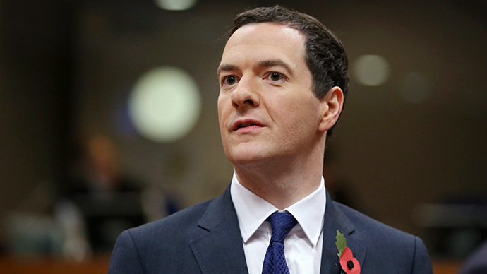 'A price that works for our country': Osborne spurns warnings, backs further austerity