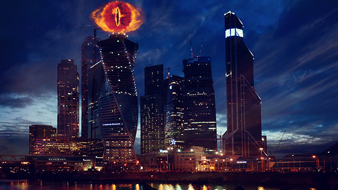 'Eye of Sauron' on Moscow skyscraper to end up badly for city, Orthodox Church says