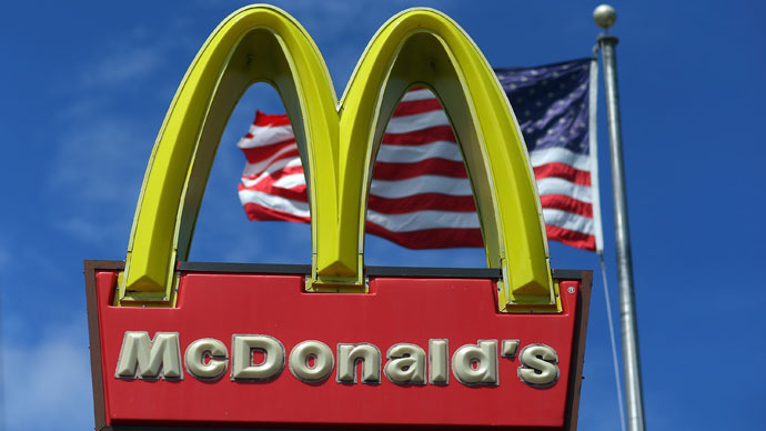 Not lovin' it: McDonald's sales in US plummet