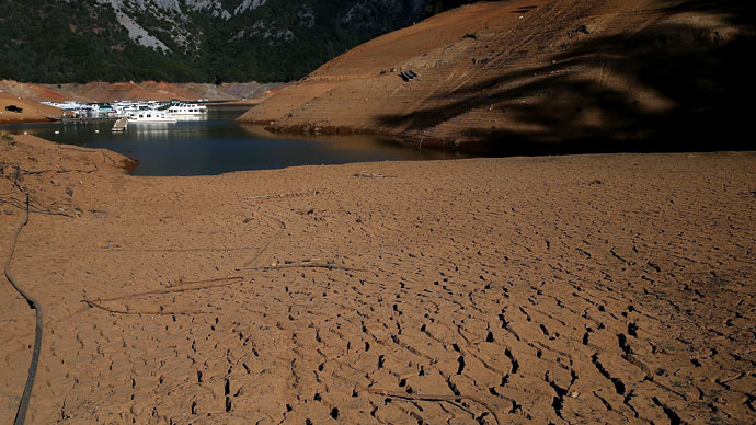 California drought worst in 1,200 years – study