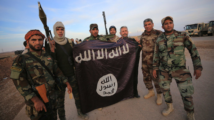 US funding may 'open the floodgates' of arms to undesirable Iraqi & Syrian groups - Amnesty