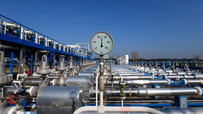 Russia resumes gas deliveries to Ukraine after six-month hiatus