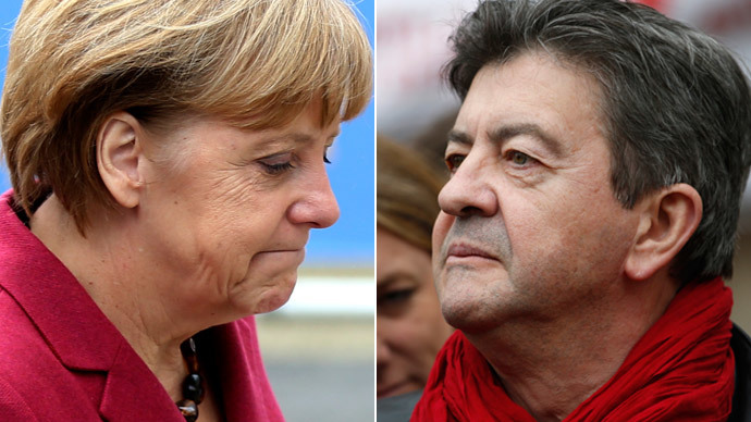'Shut your trap, Merkel!' French MEP slams German Chancellor over call for more cuts