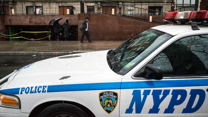 Brooklyn synagogue stabbing: Student attacked, NYPD kills assailant (GRAPHIC VIDEO)