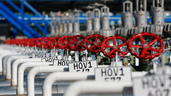 EU hopes to start gas deliveries bypassing Russia by 2019