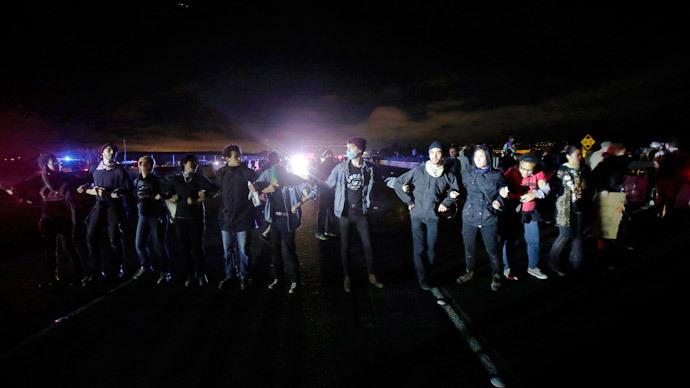 Anti-police brutality rally paralyzes Mall of America (PHOTOS, VIDEO)