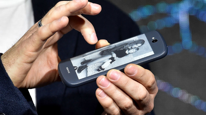 Forbes names YotaPhone 2 'Most Disruptive Smartphone' of 2014