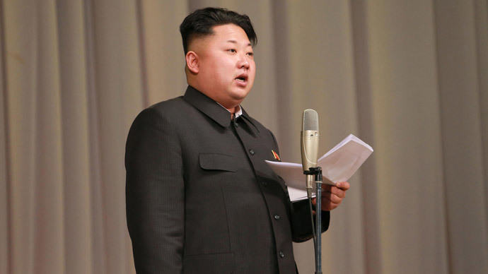 Kim Jong Un.(AFP Photo / KCNA)