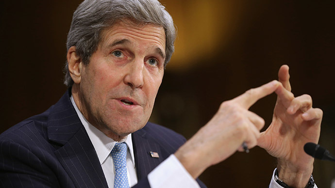 Kerry to Congress: Don't limit ISIS war or block ground troops