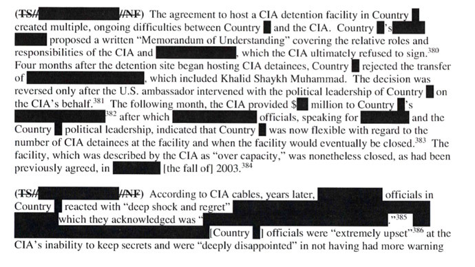 screenshot from CIA torture report
