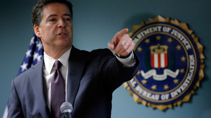 Never say never: FBI director refuses to rule out agents posing as reporters