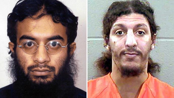 Saajid Badat,Richard Reid.(Reuters)