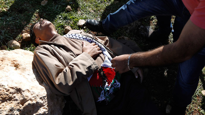 Palestinian minister dies after run-in with IDF soldiers in West Bank protest