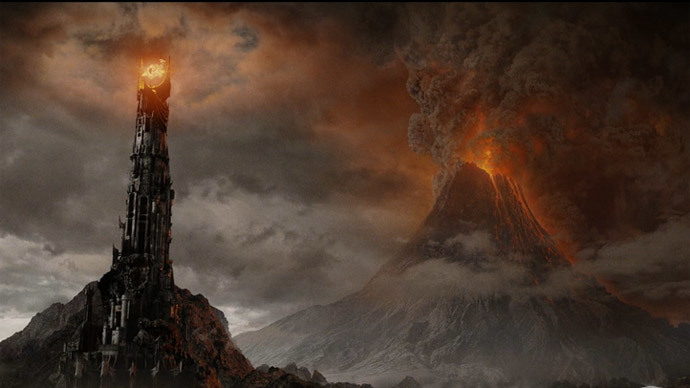 'You shall not pass': Eye of Sauron will NOT watch over Moscow