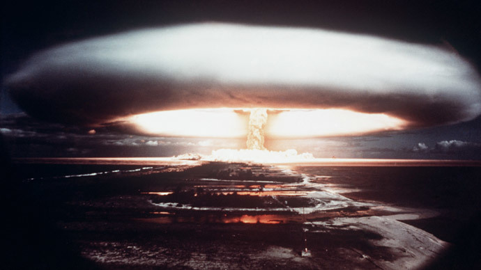 Preemptive nuclear strike omitted from Russia's new military doctrine - reports