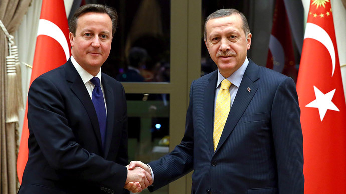 Cameron: I still want Turkey to join EU