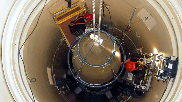 Russia-US nuclear material security cooperation discontinued