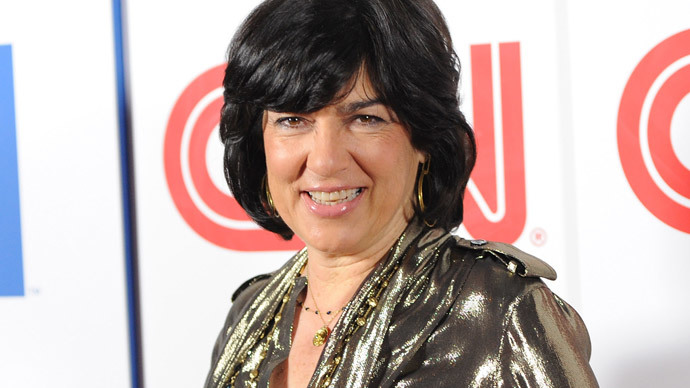 Christiane Amanpour (AFP Photo)