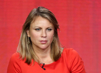 Lara Logan (AFP Photo)