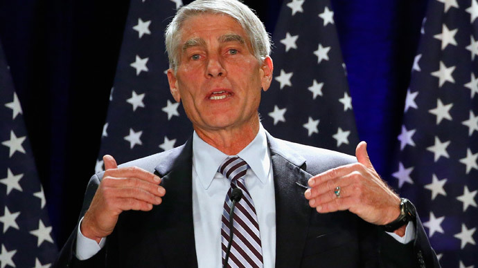 Udall urges CIA chief to resign for stifling torture probe